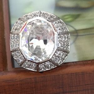 Jewelry - Sterling Ring Size 5.5